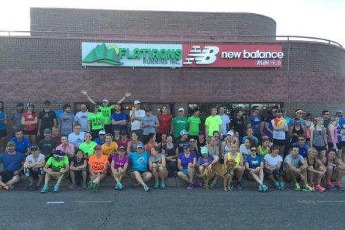 Flatirons Group Run