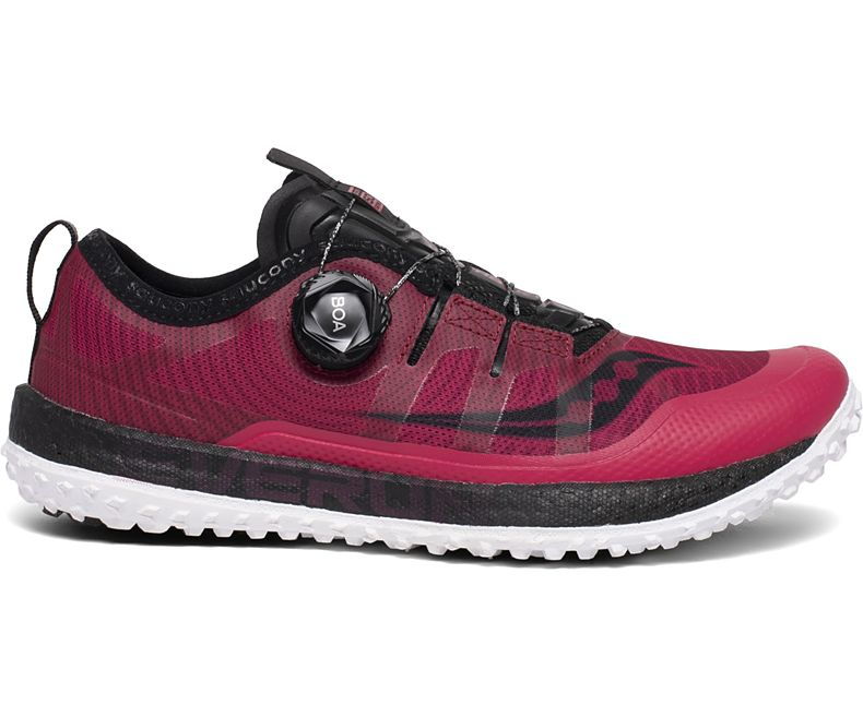 Saucony Switchback ISO Womens Trail Running Shoe