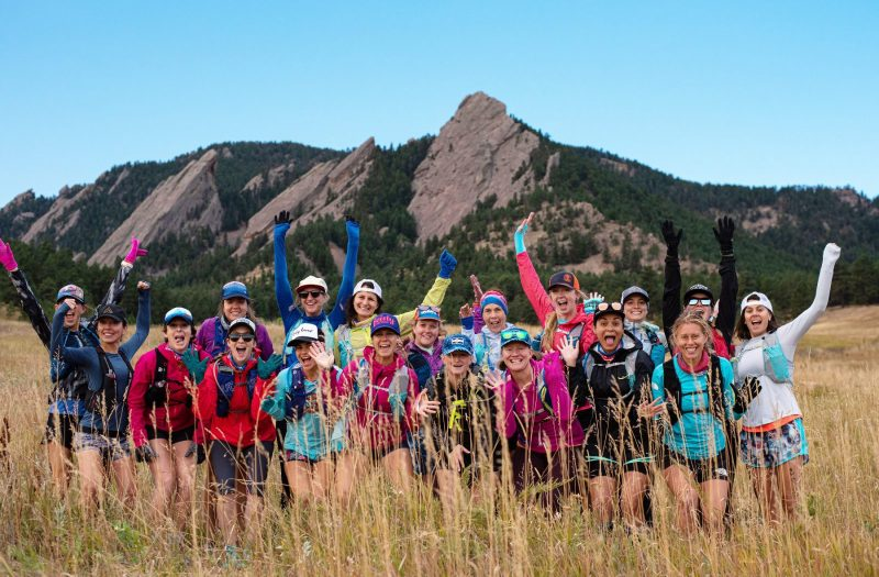 Trail Sisters Run With Her Trail Run Retreats